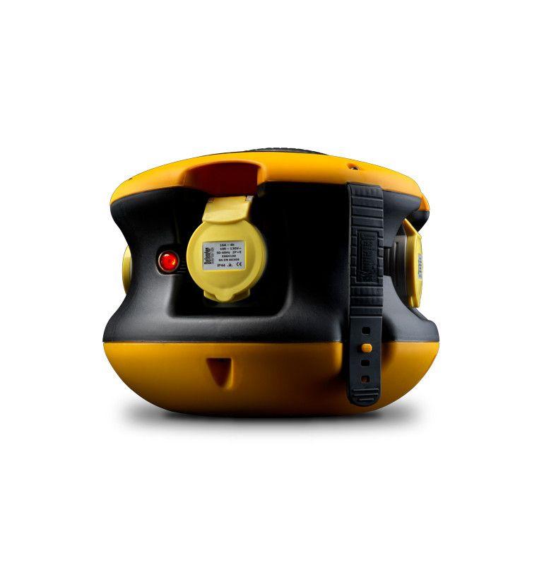 Defender 4 Way Spider Ball Power Splitter 110V