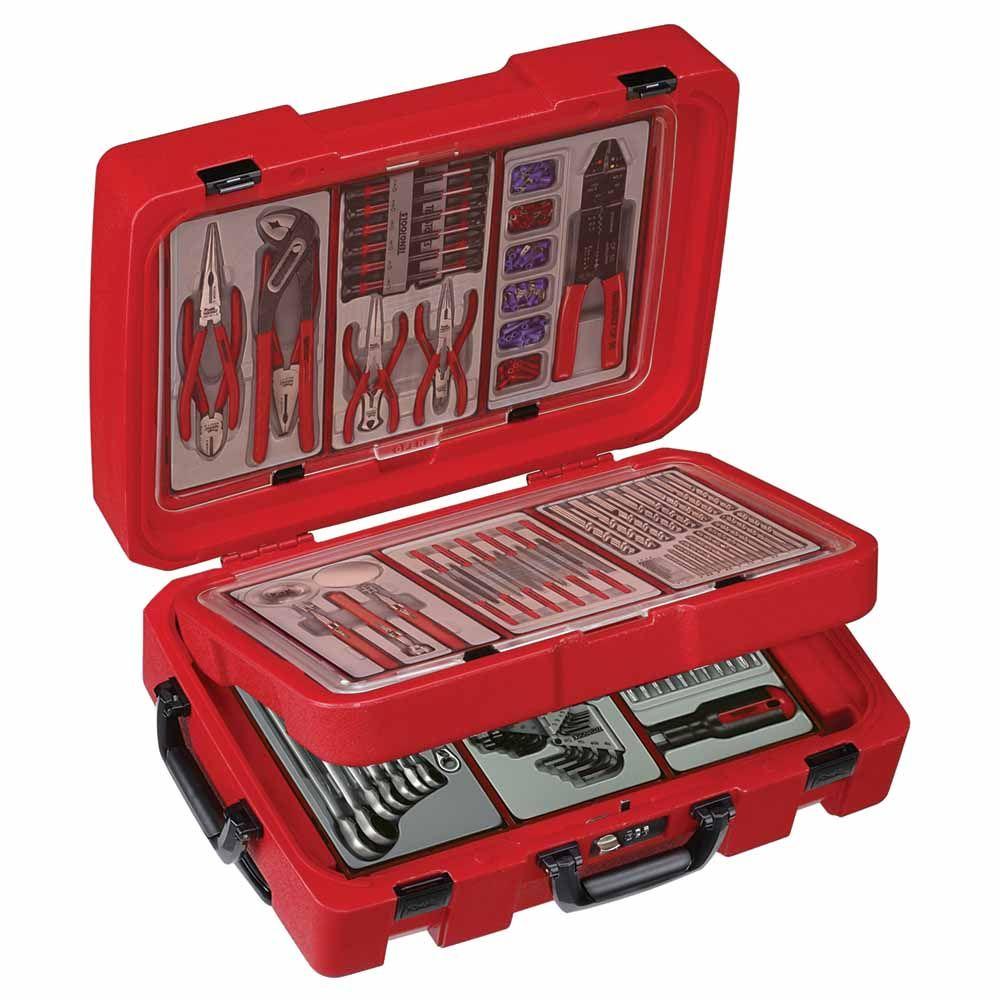 Teng Tools 232 Piece Portable Service Tool Kit 2