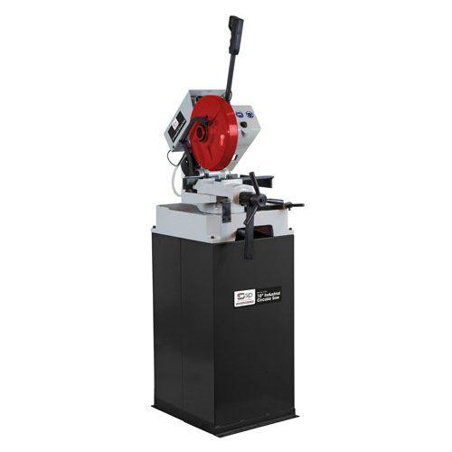 SIP 250mm Industrial Metal Cut Off Circular Saw 1100W 230V