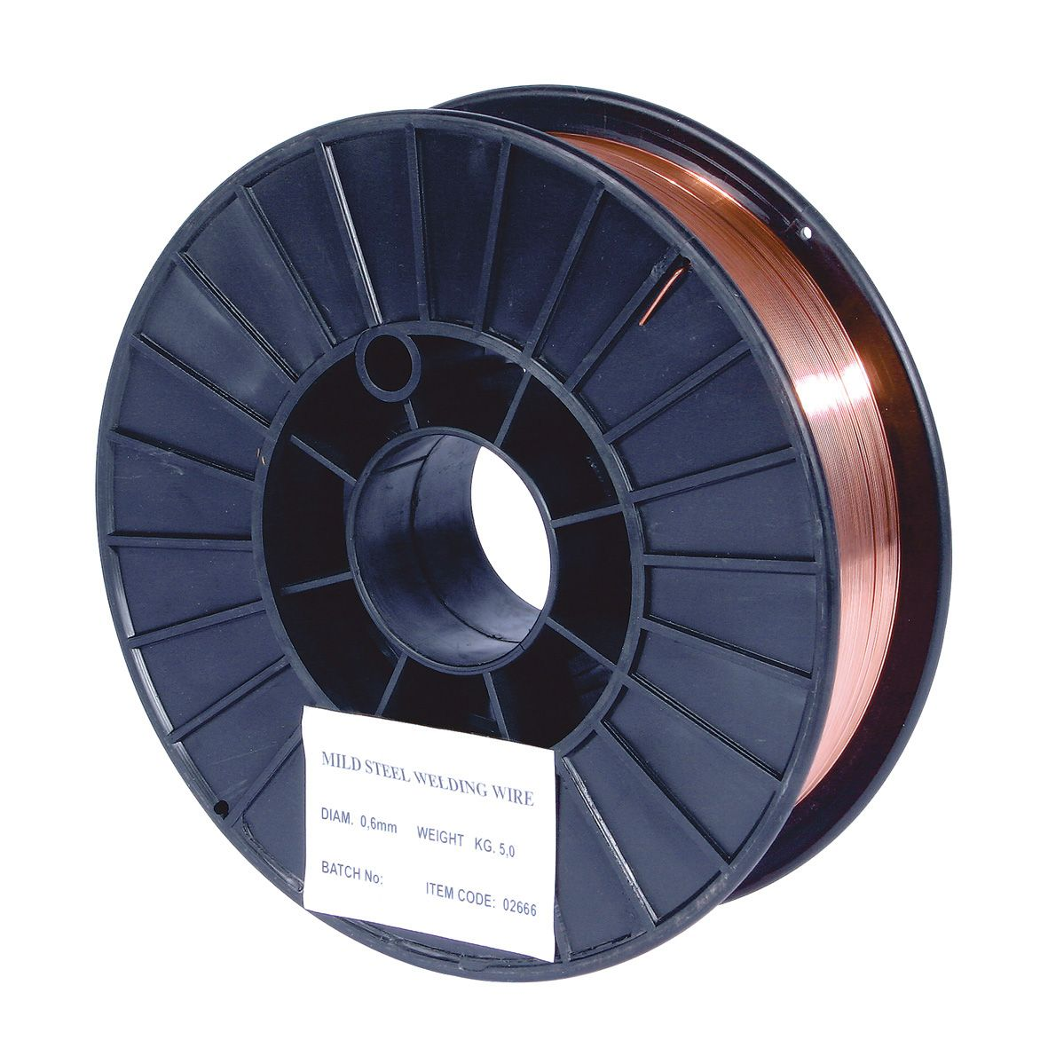SIP 0.6mm Mild Steel Mig Wire