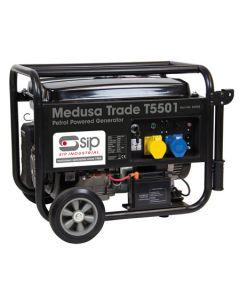 SIP Medusa T5501 13.0Hp 5500W Petrol Generator