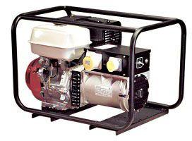 SIP Professional Medusa Mghp2.5F 2.5Kva Full Frame Petrol Generator Honda Engine