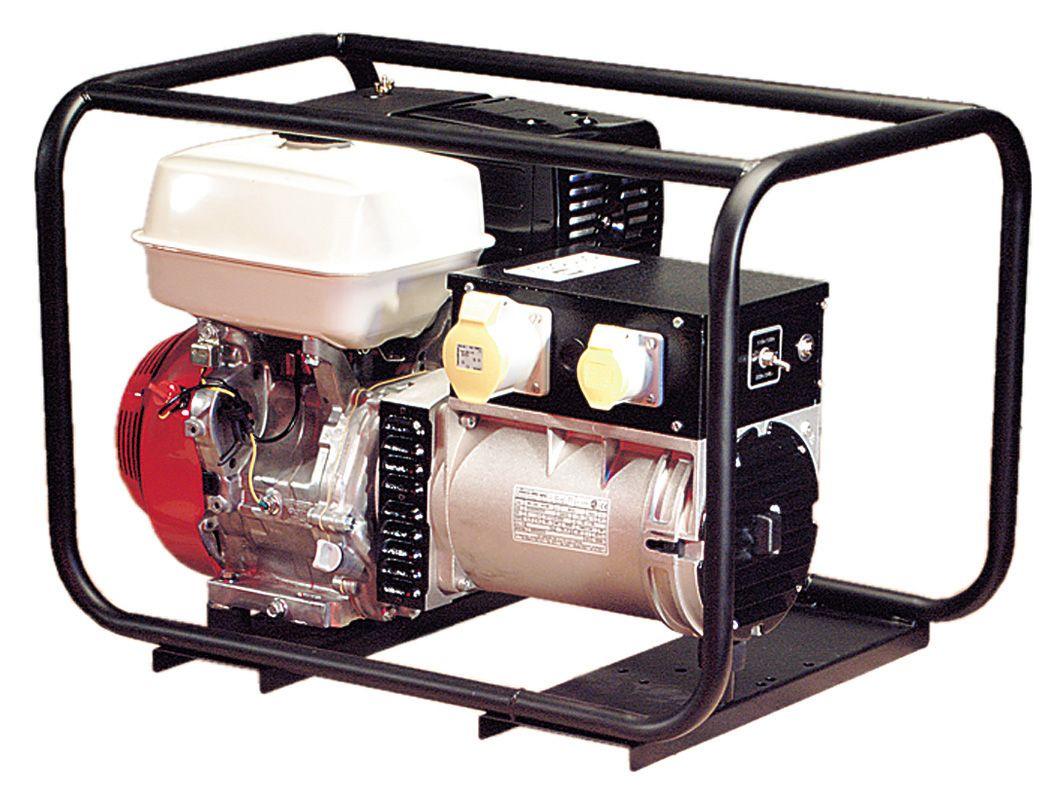 SIP Professional Medusa Mghp6.0F 7.2Kva Full Frame Petrol Generator Honda Engine
