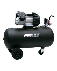 SIP Airmate Tn3.0/100-D 100 Litre 3.0Hp Air Compressor 230V
