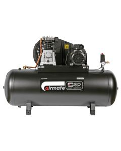 SIP Heavy Duty Belt Drive Air Compressors 230V