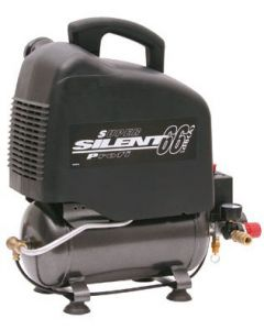 SIP Airmate Pn1.0/6-O Protech 6 Litre 1.0Hp Oil Free Air Compressor 230V