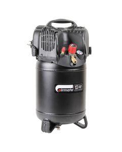 SIP Airmate Hurricane V215/25 25 Litre 1.5Hp Oil Free Upright Air Compressor