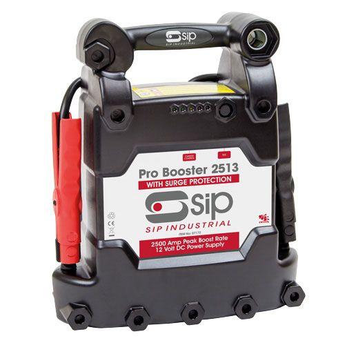 SIP Pro Booster 2513 12v Jump Starter Pack