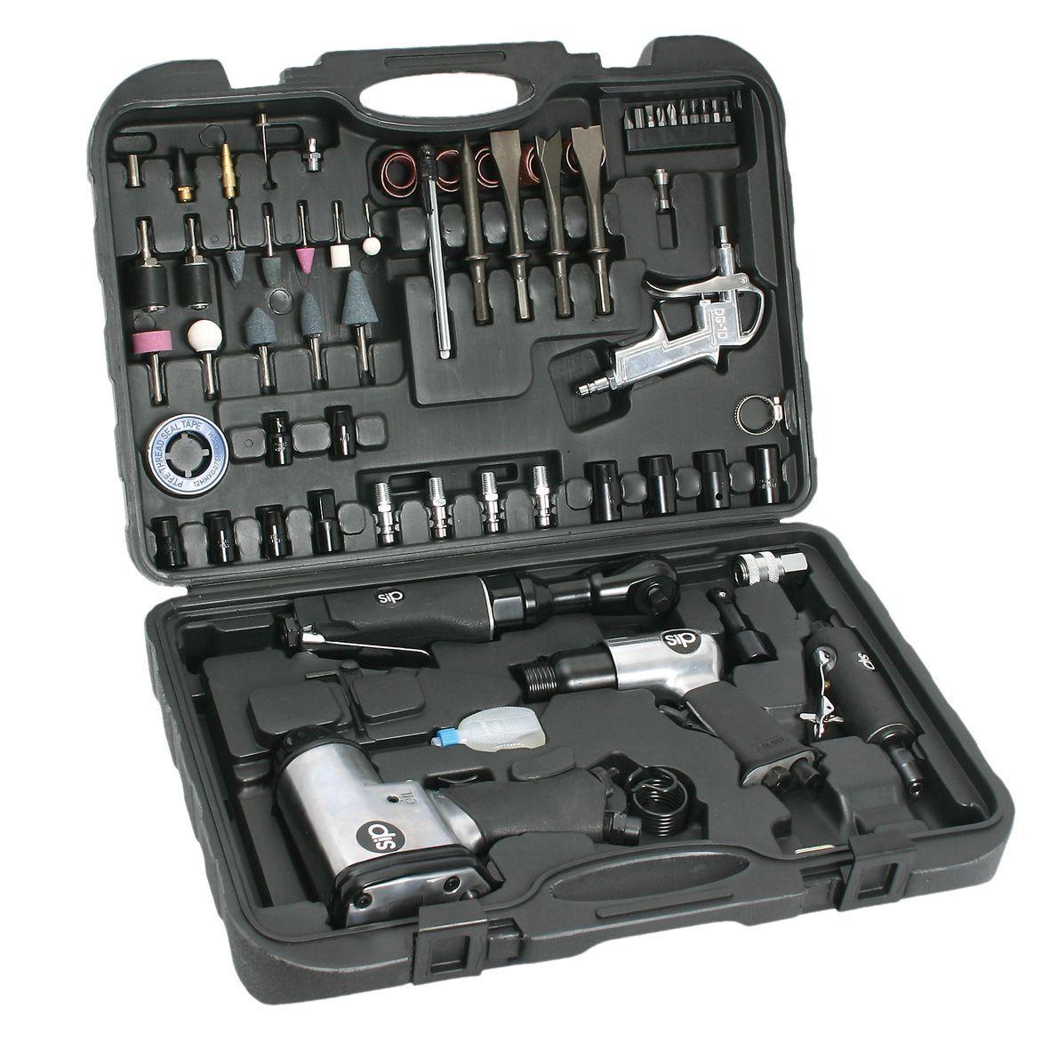 SIP 73 Piece Air Tool Kit