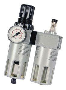"SIP 1/2"" Air Control Unit Filter / Regulator / Lubricator"