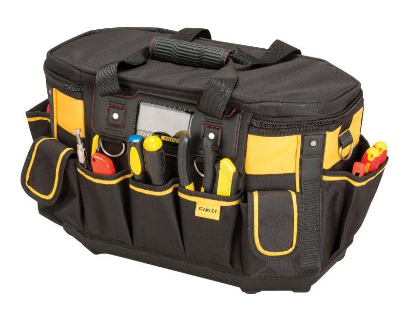 Stanley Tools FatMax Round Top Rigid Tool Bag