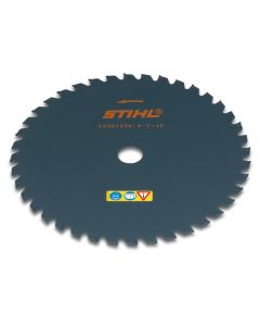 Stihl Metal Grass Cutting Blade 250mm 40 Tooth