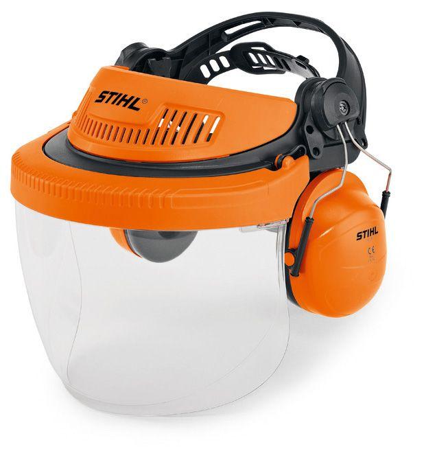 Stihl G500 PC Clear Visor & Ear Defenders