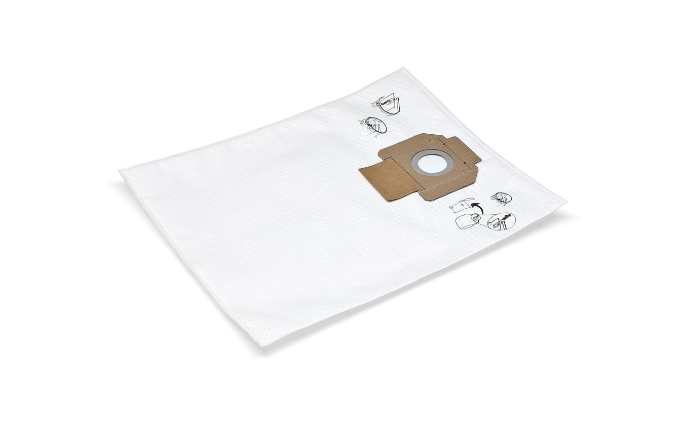 Stihl Dust Collection Bags For SE122 Pk 5