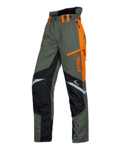 Stihl Function Ergo Trousers Design A Khaki / Black