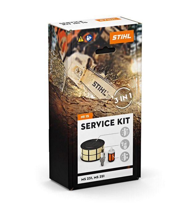 Stihl Maintenance Service Kit 15