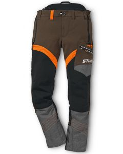 Stihl Advance X-Flex Trousers Design C Brown