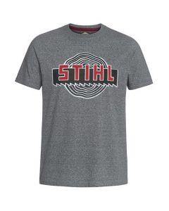 Stihl Heritage T-Shirt Grey