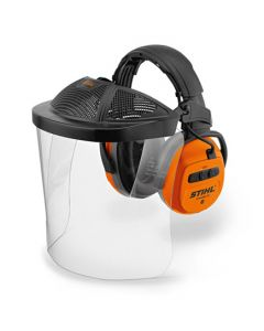 Stihl Dynamic BT-PC Bluetooth Clear Visor With Ear Protectors