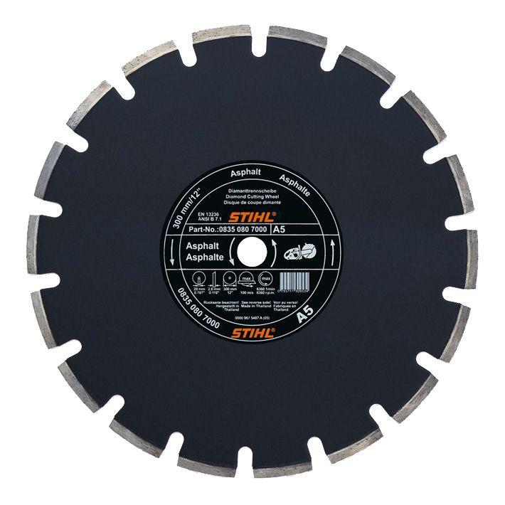 Stihl Diamond Cutting Wheels Ashpalt D-A5