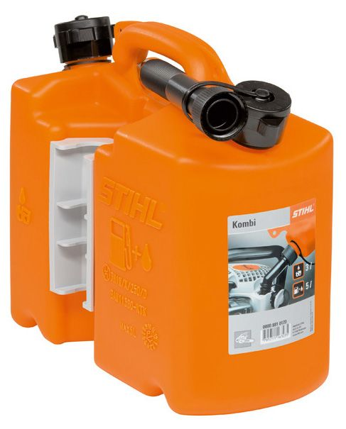Stihl Orange Combination Canister