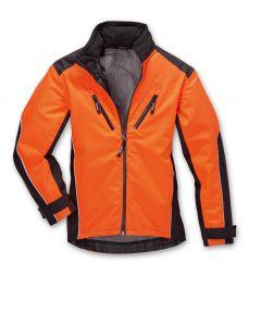 Stihl Raintec Waterproof Jacket Orange