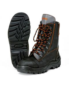 Stihl Logger Dynamic Ranger Leather Chain Saw Boots