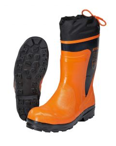 Stihl Economy Rubber Chain Saw Boots