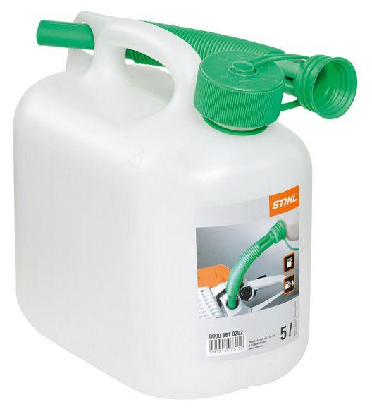 Stihl Fuel Can Transparent 5 Litre