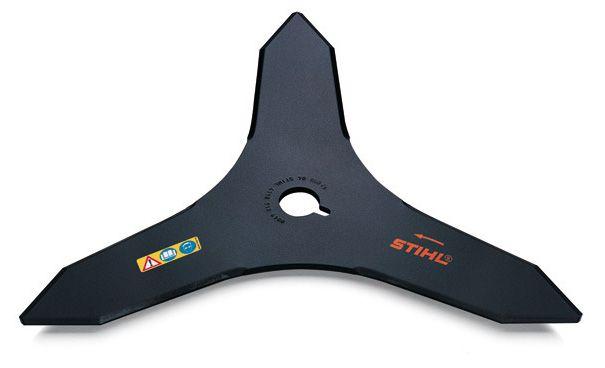 Stihl Metal Brush Knife 350mm 3 Blade