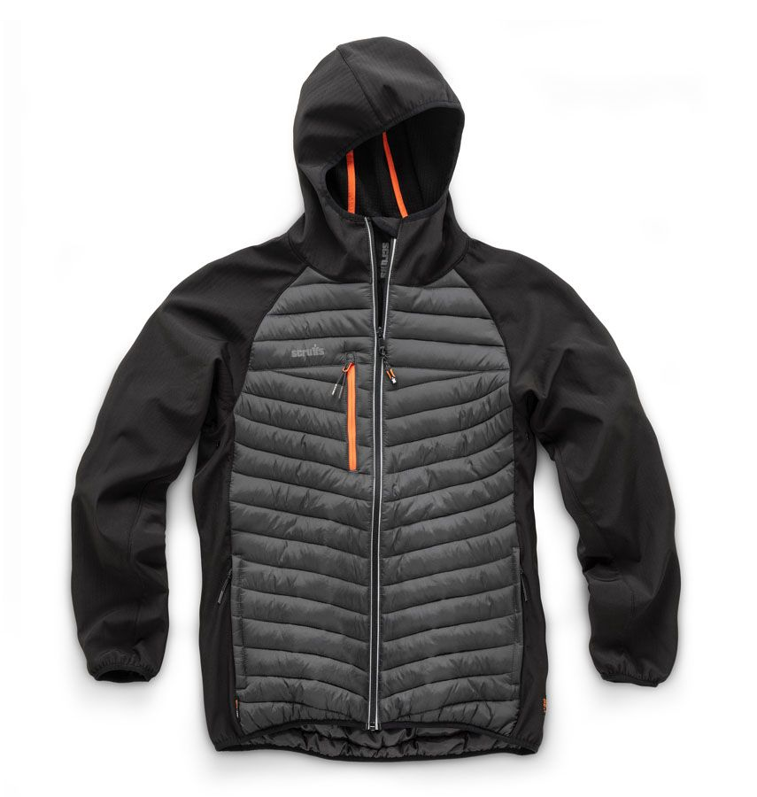 Scruffs Trade Thermo Jacket Black