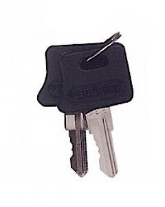 Teng Tools 3 Piece Blank Uncut Keys