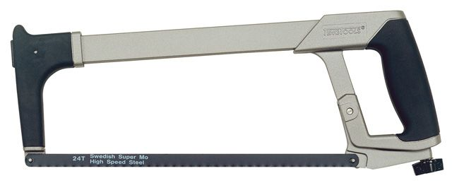 "Teng Tools 12"" Steel Hacksaw Frame & Blade"