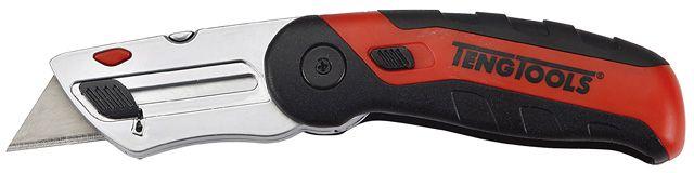 Teng Tools Fixed Blade Folding Utility Knife