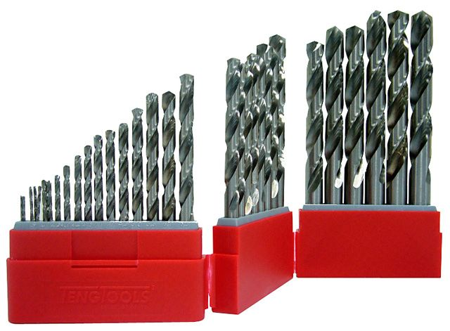 Teng Tools Teng Tools 28 Piece Drill Bit Set