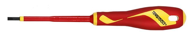 Teng Tools 1000v Insulated Flat Type Screwdrivers