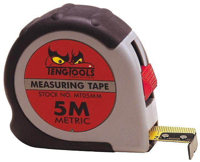 Teng Tools Measuring Tapes Metric
