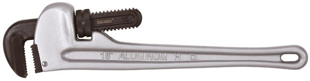Teng Tools Aluminum Pipe Wrenches