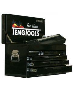 Teng Tools 140 Piece Black Service Tool Kit TC8140P