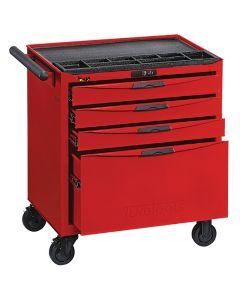 Teng Tools 4 Drawer 8 Series Roller Cabinet TCW804N