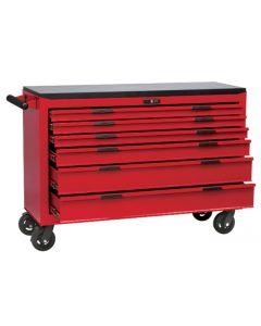 "Teng Tools 53"" 6 Drawer 8 Series Roller Cabinet TCW806LN"
