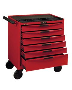 Teng Tools 6 Drawer 8 Series Roller Cabinet TCW806N