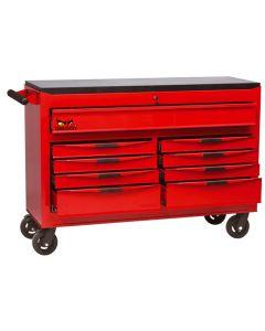 "Teng Tools 53"" 9 Drawer 8 Series Roller Cabinet TCW809N"