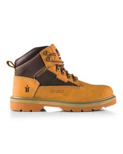 Scruffs Twister SBP SRC HRO Rated Safety Boots Tan
