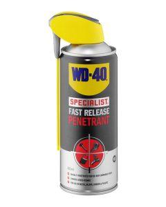 WD40 WD-40 Specialist Fast Release Penetrant Aerosol Smart Straw 400ml
