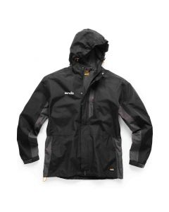 Scruffs Worker Jacket Black & Graphite