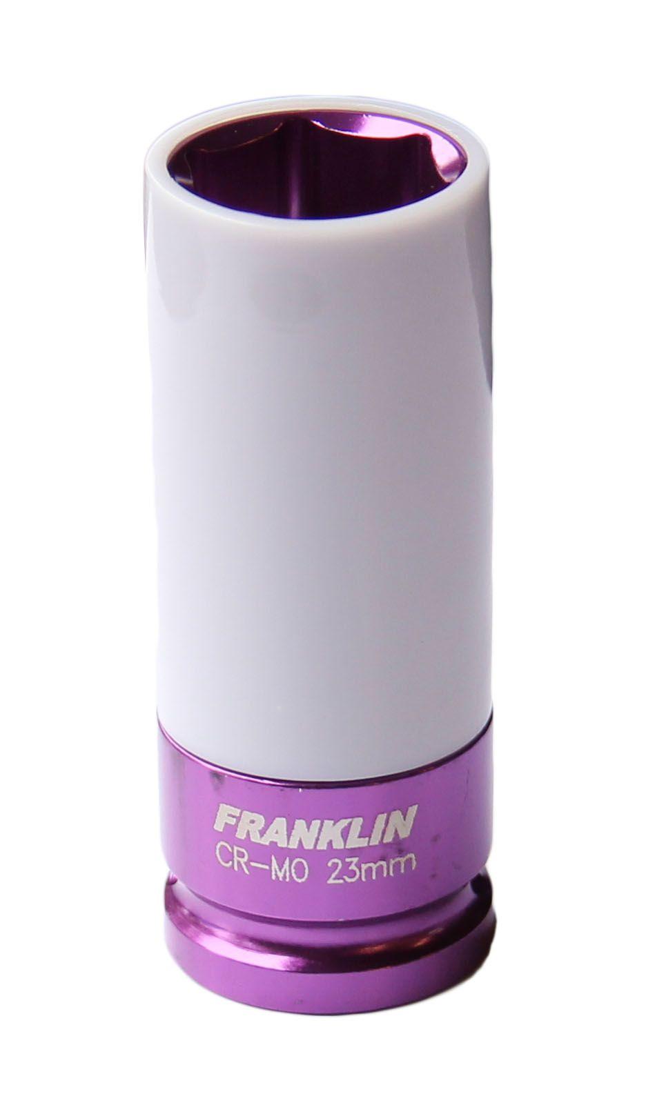 """Franklin XF Alloy Wheel Nut Socket 1/2"""" Drive"""