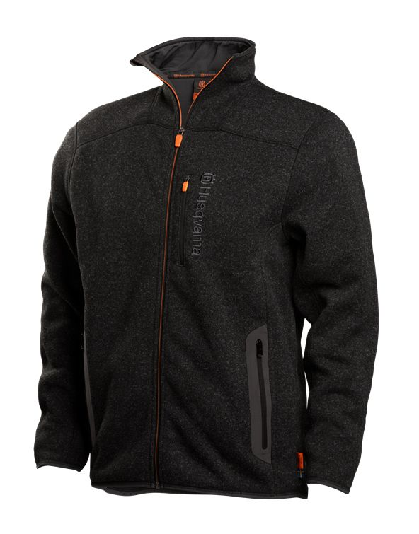 Husqvarna Xplorer Fleece Jacket Granite Grey