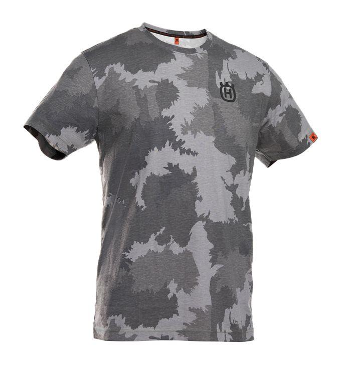 Husqvarna Xplorer T-Shirt Unisex Forest Camo