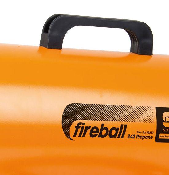 SIP Fireball 1706 Propane Heater 170,607 Btu 230V